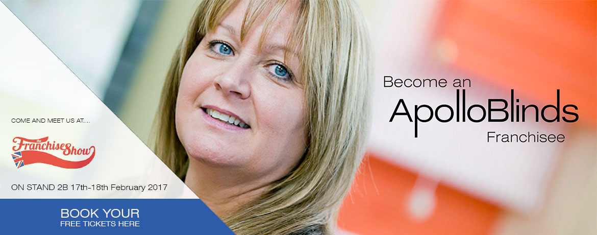 Become an Apollo Blinds franchisee